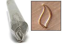 Metal Stamping Tools Flame Design Stamp