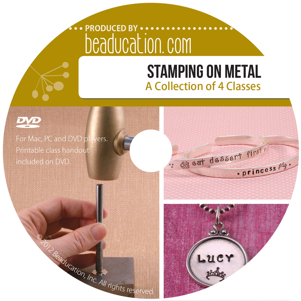 Stamping on Metal DVD