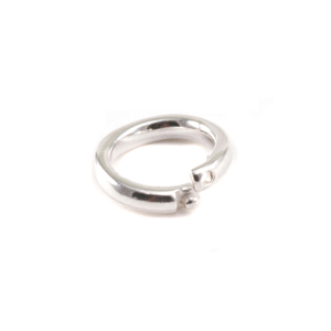Jump Rings Sterling Silver Locking Ring