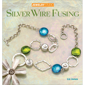 Books Silver Wire Fusing Book by Liz Jones