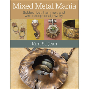 Books Mixed Metal Mania Book by Kim St.Jean