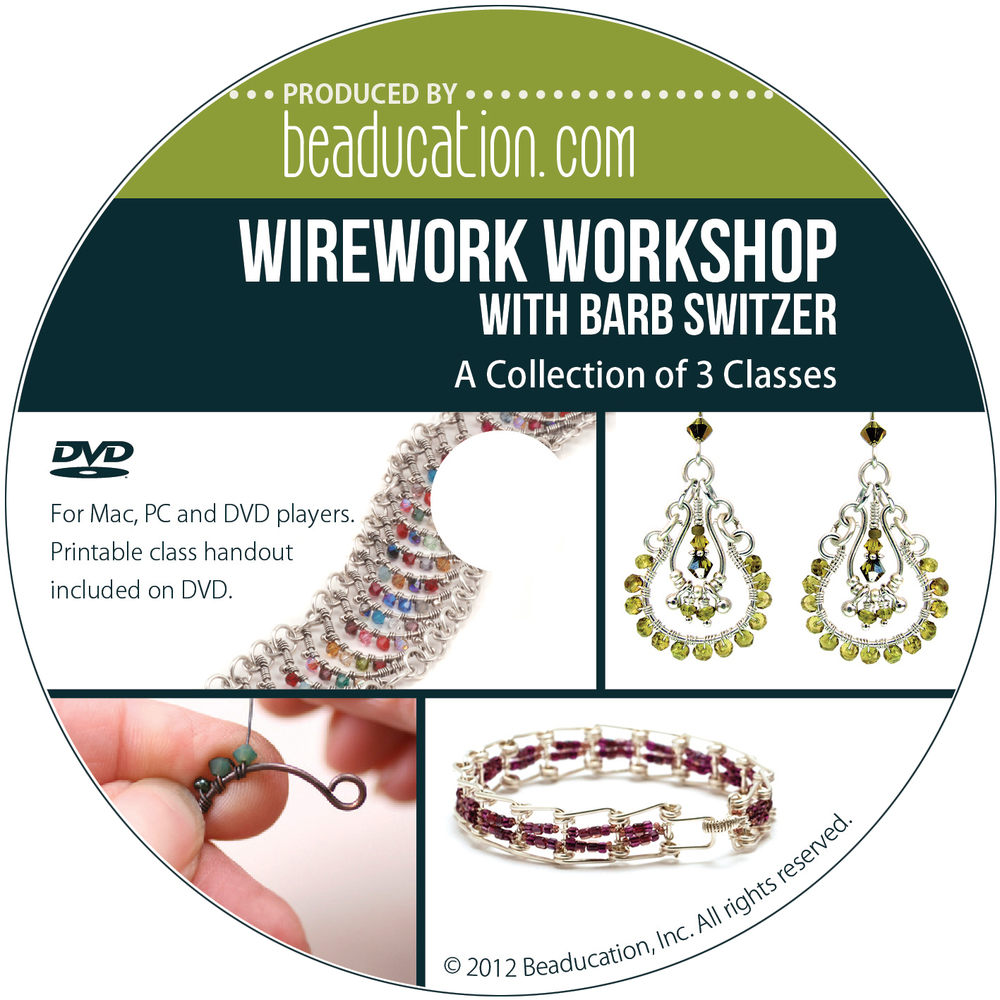 Wirework Workshop with Barb Switzer DVD