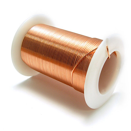 Wire & Sheet Metal 24g Copper Wire, Non Tarnish