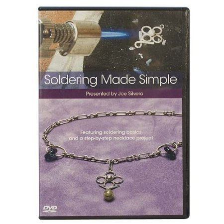 Books Soldering Made Simple DVD with Joe Silvera