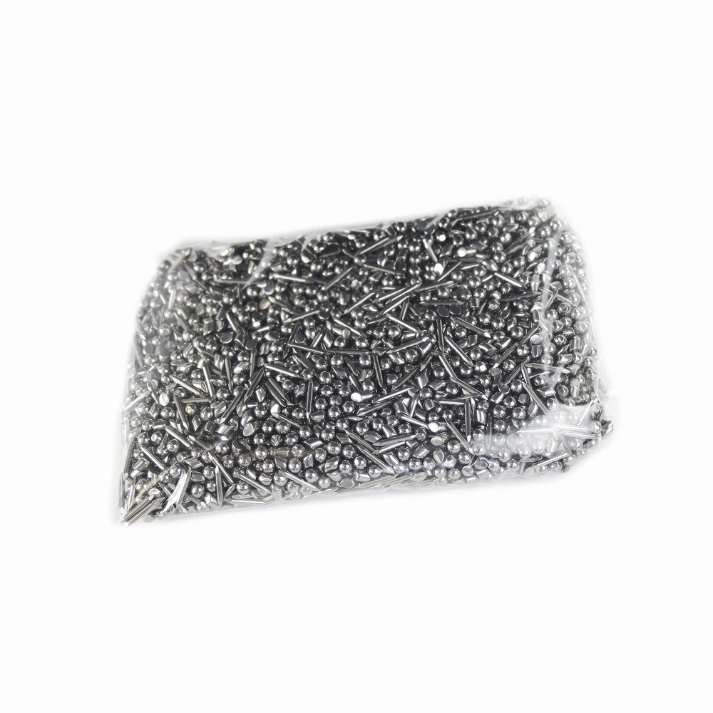 Jewelry Making Tools Stainless Steel Shot for Tumbling, 2 Pound Bag