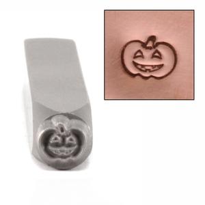 Metal Stamping Tools Jack O' Lantern Design Stamp