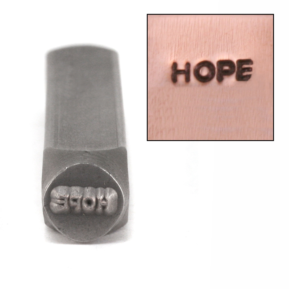 Metal Stamping Tools Hope Design Stamp