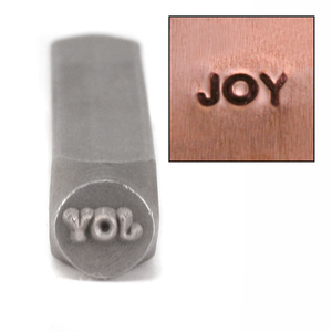 Metal Stamping Tools Joy Design Stamp