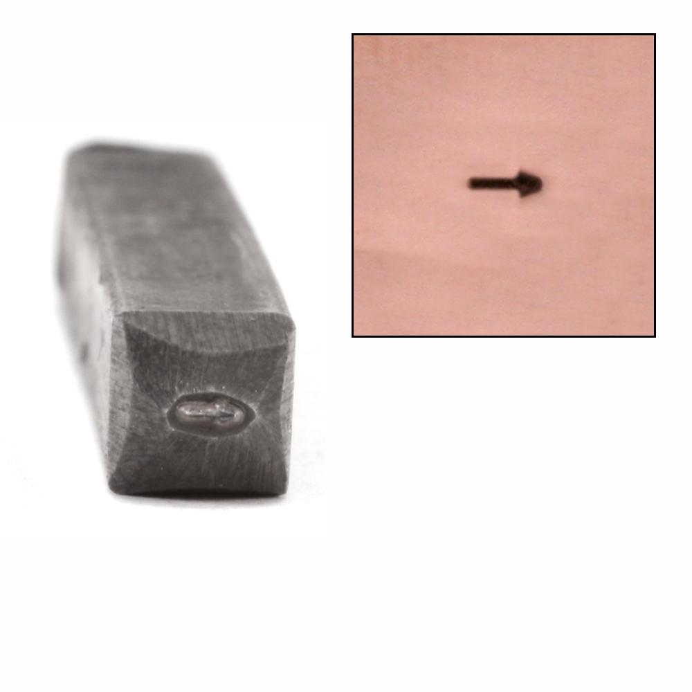 "Metal Stamping Tools Simple Arrow Design Stamp, 1/16"""