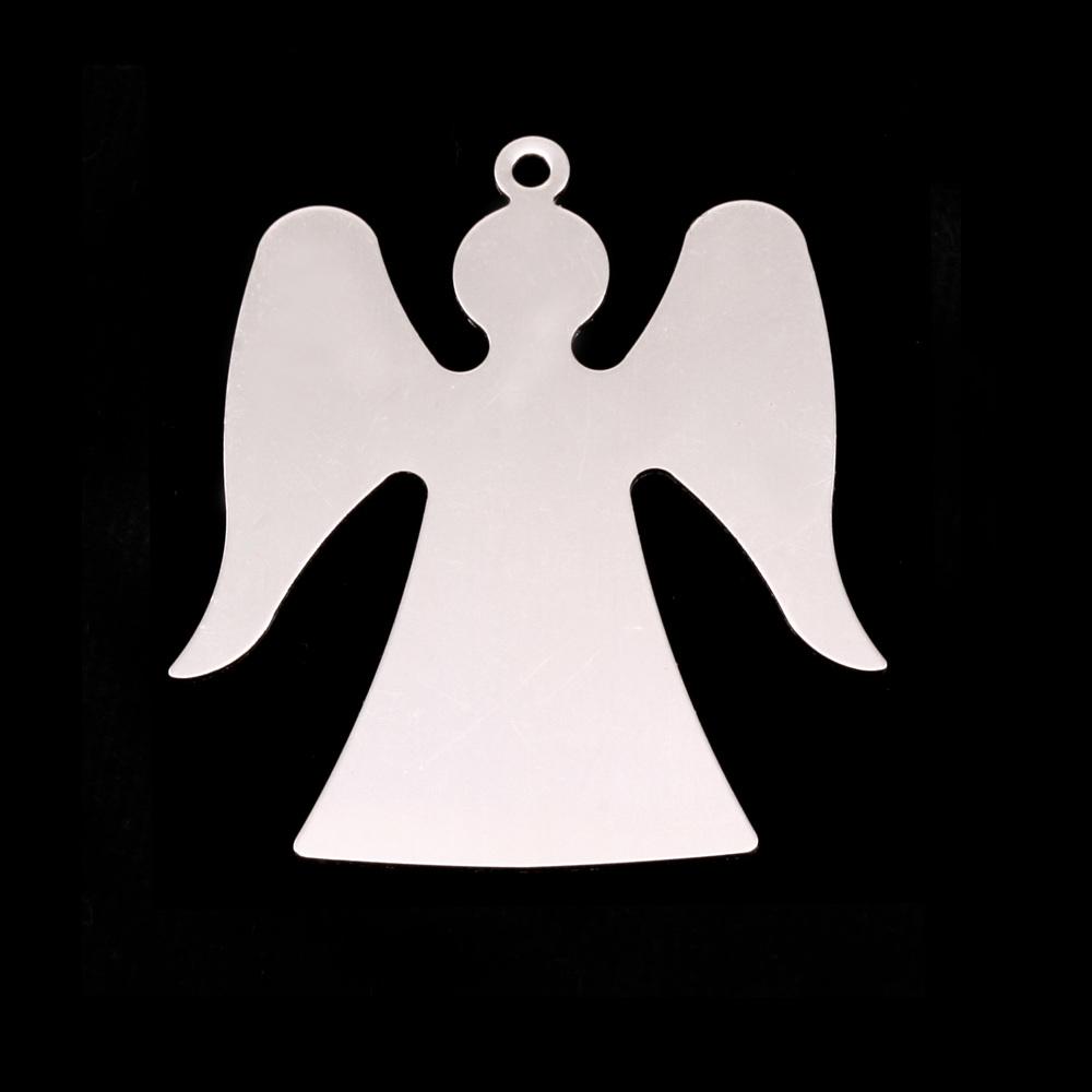 Metal Stamping Blanks Sterling Silver Angel, 24g