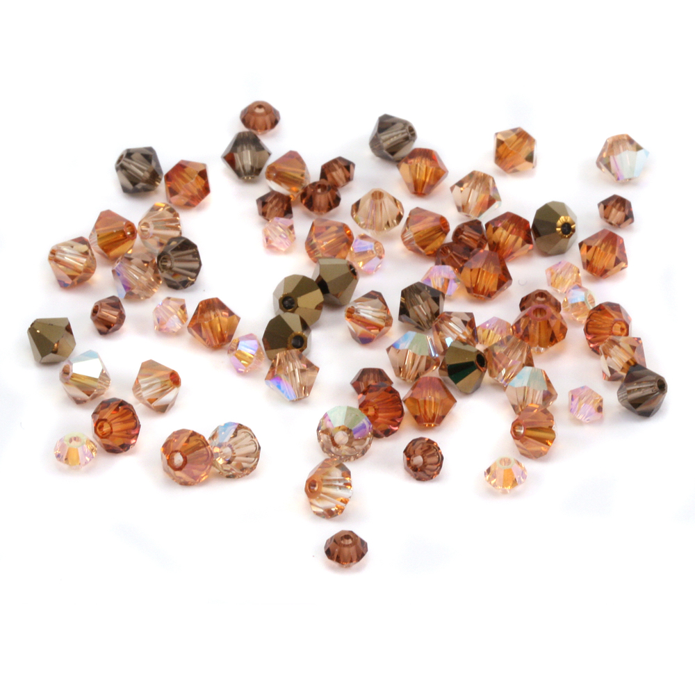 Crystals & Beads Desert Crystal Mix