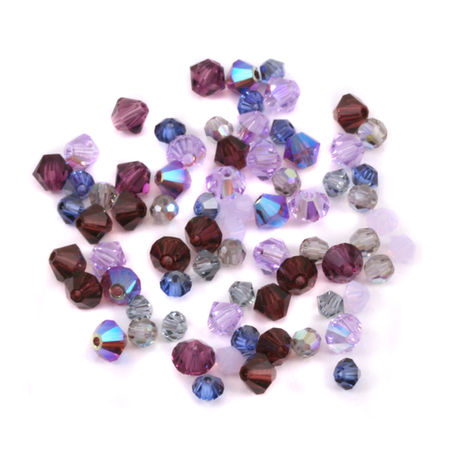 Crystals & Beads Moon River Crystal Mix