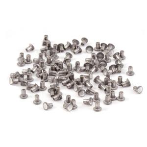 "Rivets,  Findings & Stringing Aluminum Hollow 1/16"" Rivets, 3/32"" Long"