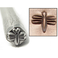 Metal Stamping Tools Dragonfly Design Stamp