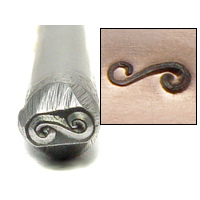 Metal Stamping Tools Loopy Design Stamp