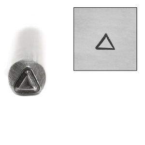 Metal Stamping Tools Basic Triangle Metal Design Stamp