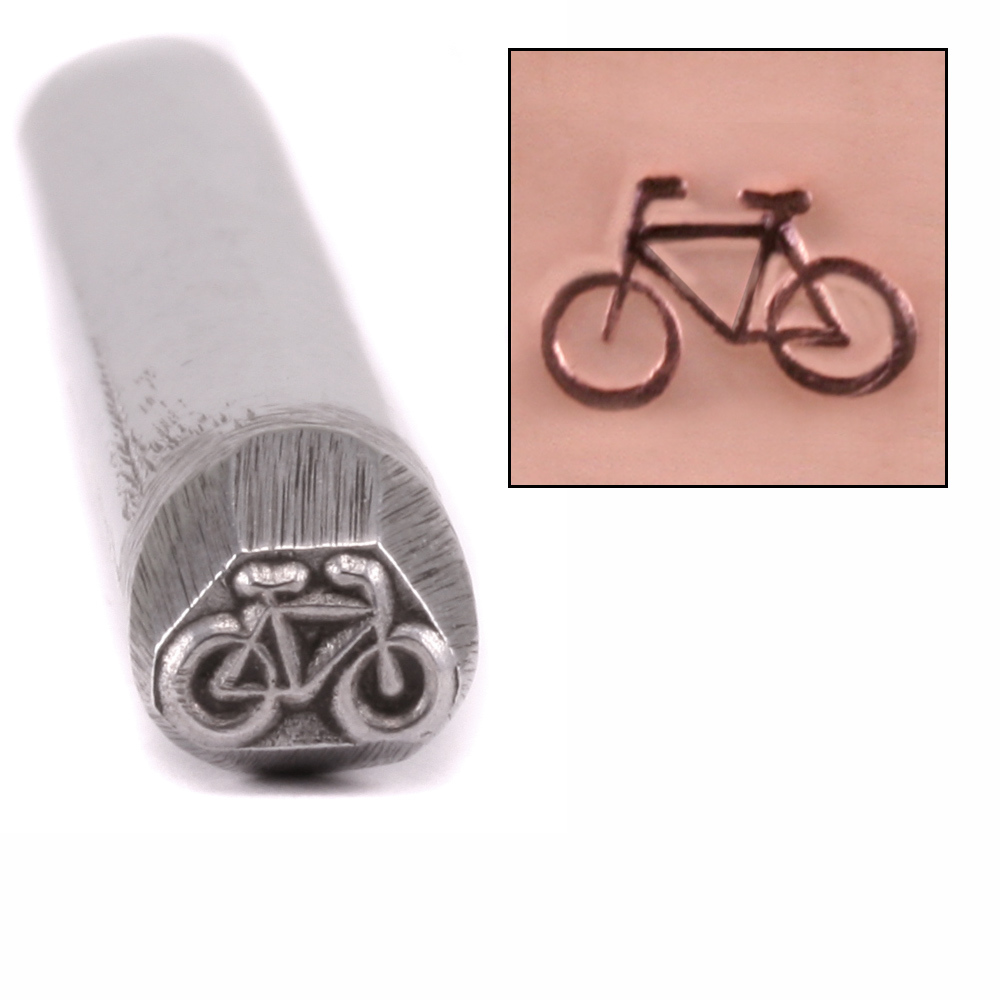 Metal Stamping Tools Racing Bicycle Design Stamp