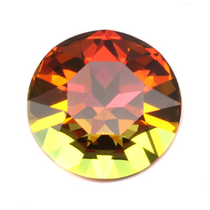 Crystals & Beads Swarovski Crystal - Volcano 27mm
