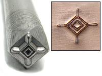 Metal Stamping Tools Patch Design Stamp