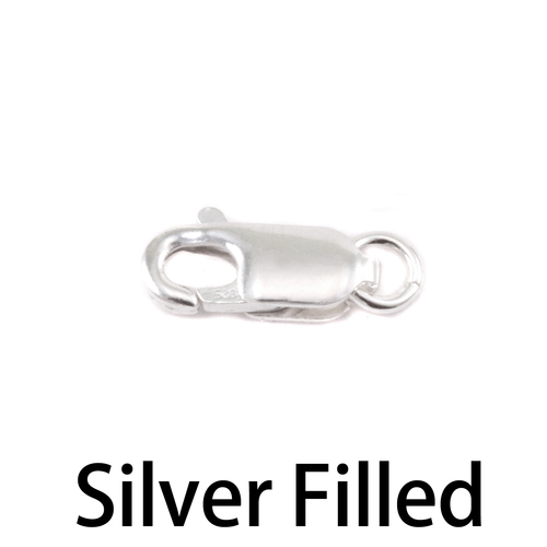 Clasps & Findings Silver Filled 11.5mm Lobster Clasp