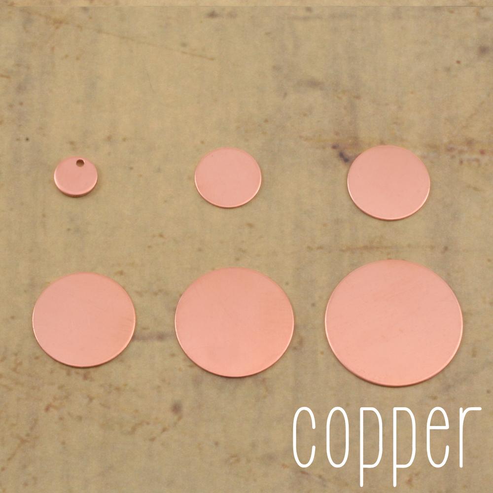 Kits & Sample Packs Copper Circle Sample Pack