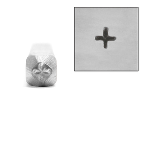 "Metal Stamping Tools Plus Symbol Metal Design Stamp - 3/32"" (2.4mm)"