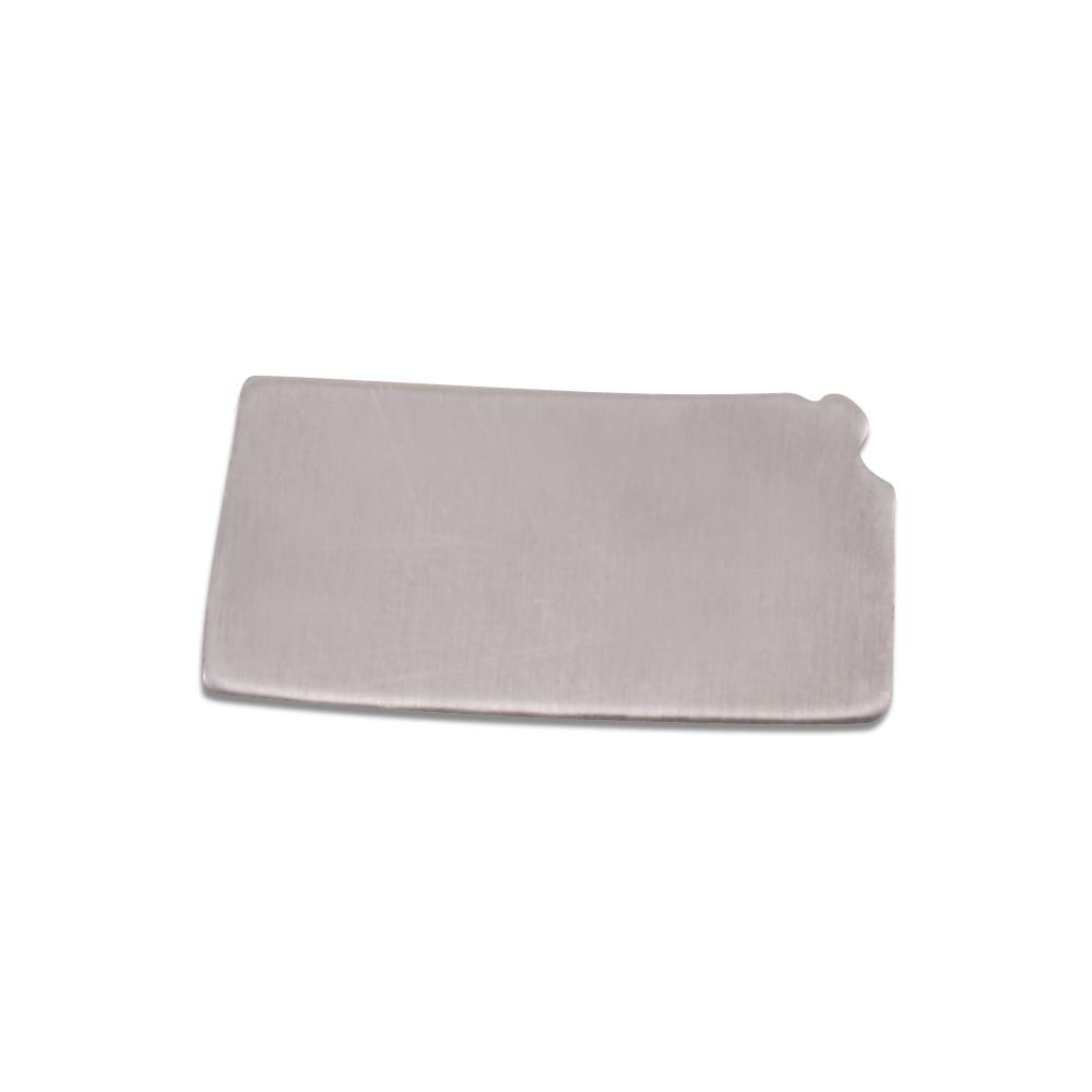metal stamping blanks aluminum kansas state blank 18g