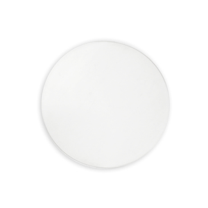 "Metal Stamping Blanks Sterling Silver Round, Disc, Circle, 19mm (.75""), 22g"