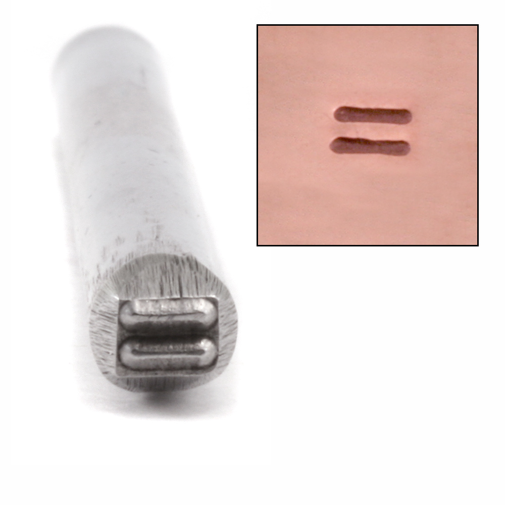 Metal Stamping Tools Equal Sign Metal Design Stamp
