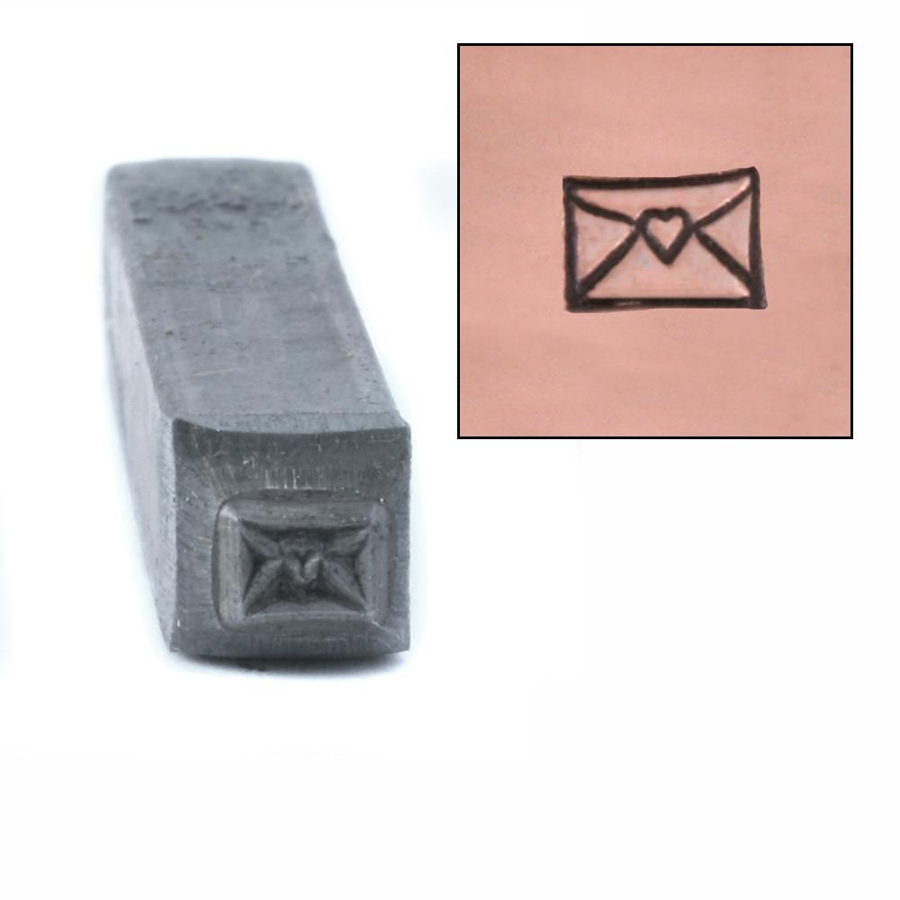 Metal Stamping Tools Love Letter Design Stamp