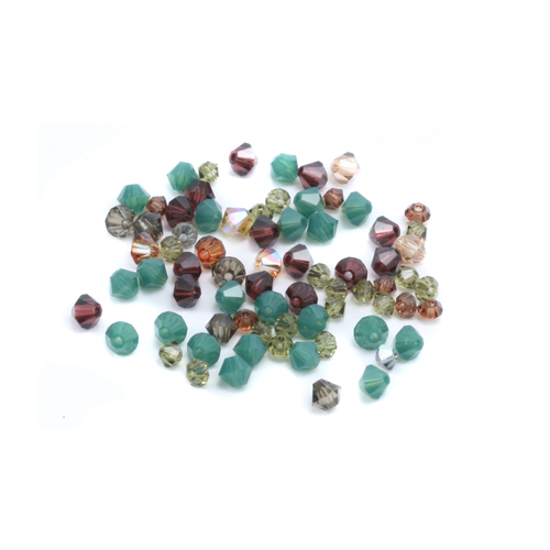 Crystals & Beads Sherwood Forest Crystal Mix