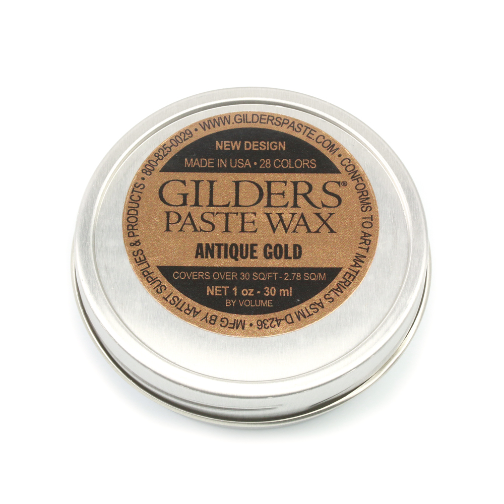 Jewelry Making Tools Gilders Paste, Gold