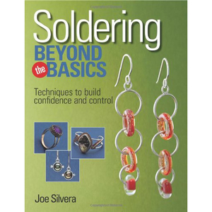 Books Soldering-Beyond the Basics by Joe Silvera