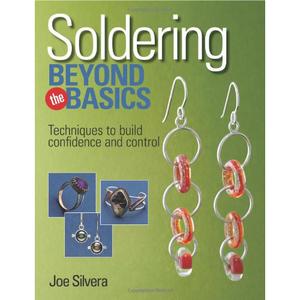 Books Soldering-Beyond the Basics by Joe Silvera