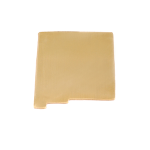 Metal Stamping Blanks Brass New Mexico State Blank, 24g