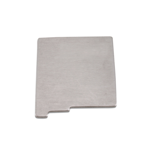 Metal Stamping Blanks Aluminum New Mexico State Blank, 18g