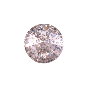 Crystals & Beads Swarovski Crystal Rivoli - Crystal Rose Patina 14mm