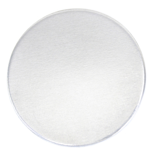 "Metal Stamping Blanks Aluminum Round, Disc, Circle, 48.5mm (1.91""), 18g"
