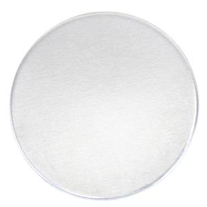 "Metal Stamping Blanks Aluminum Round, Disc, Circle, 48.5mm (1.91""), 18g"