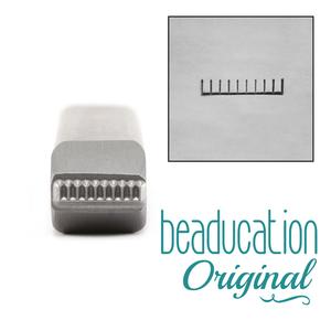 Metal Stamping Tools Southwest Lines Metal Design Stamp - Beaducation Original