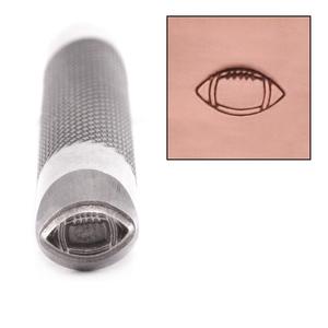 Metal Stamping Tools Advantage Series Football Metal Design Stamp Guaranteed on Stainless Steel