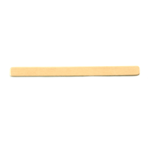 "Arts & Entertainment > Hobbies & Creative Arts > Crafts & Hobbies Brass 1.6"" Thin Rectangle, 24g"