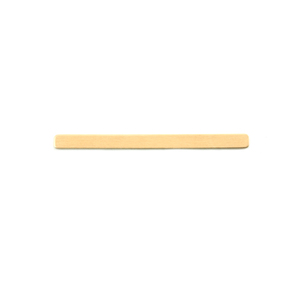"Arts & Entertainment > Hobbies & Creative Arts > Crafts & Hobbies Brass 1.25"" Thin Rectangle, 24g"