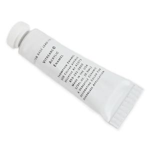 Enamel & Mixed Media Orange Acrylic Enamel Paint- Thompson Enamel 1/3 fluid oz