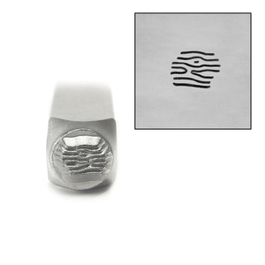 Metal Stamping Tools ImpressArt Wood Grain Metal Design Stamp
