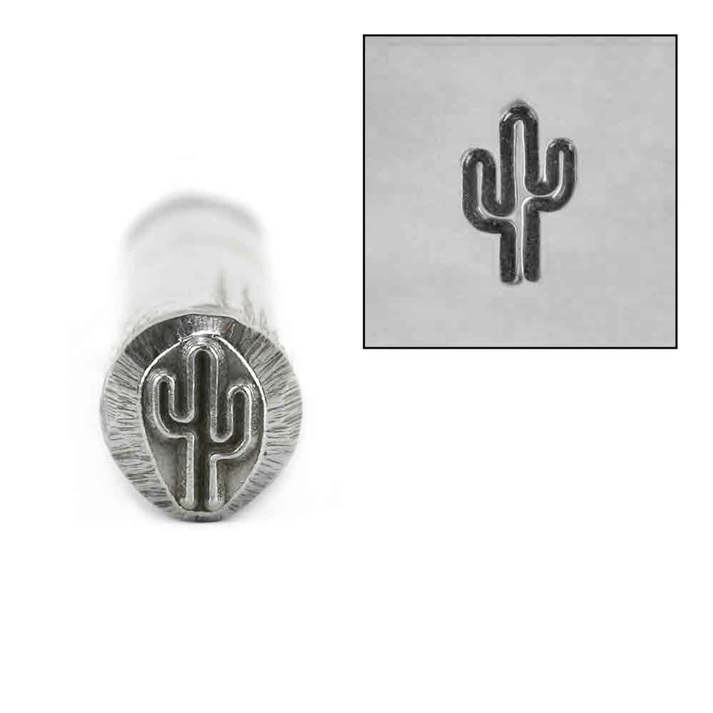 Metal Stamping Tools Cactus Metal Design Stamp