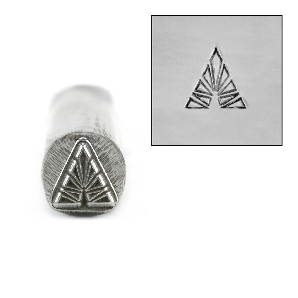 Metal Stamping Tools Arrowhead Metal Design Stamp