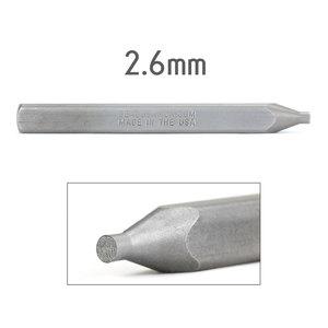 Beads & Swarovski Crystals Flat Back Crystal Setter Punch for 2.6mm Flat Back Swarovski Crystals - Beaducation Original