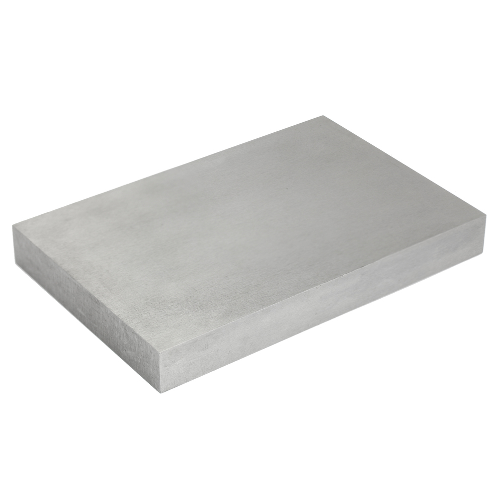 "Jewelry Making Tools Steel Bench Block - 6"" x 4"" , 3/4"" thick"