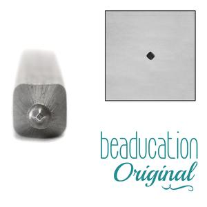 Metal Stamping Tools Solid Diamond Design Stamp, 1.15mm - Beaducation Original